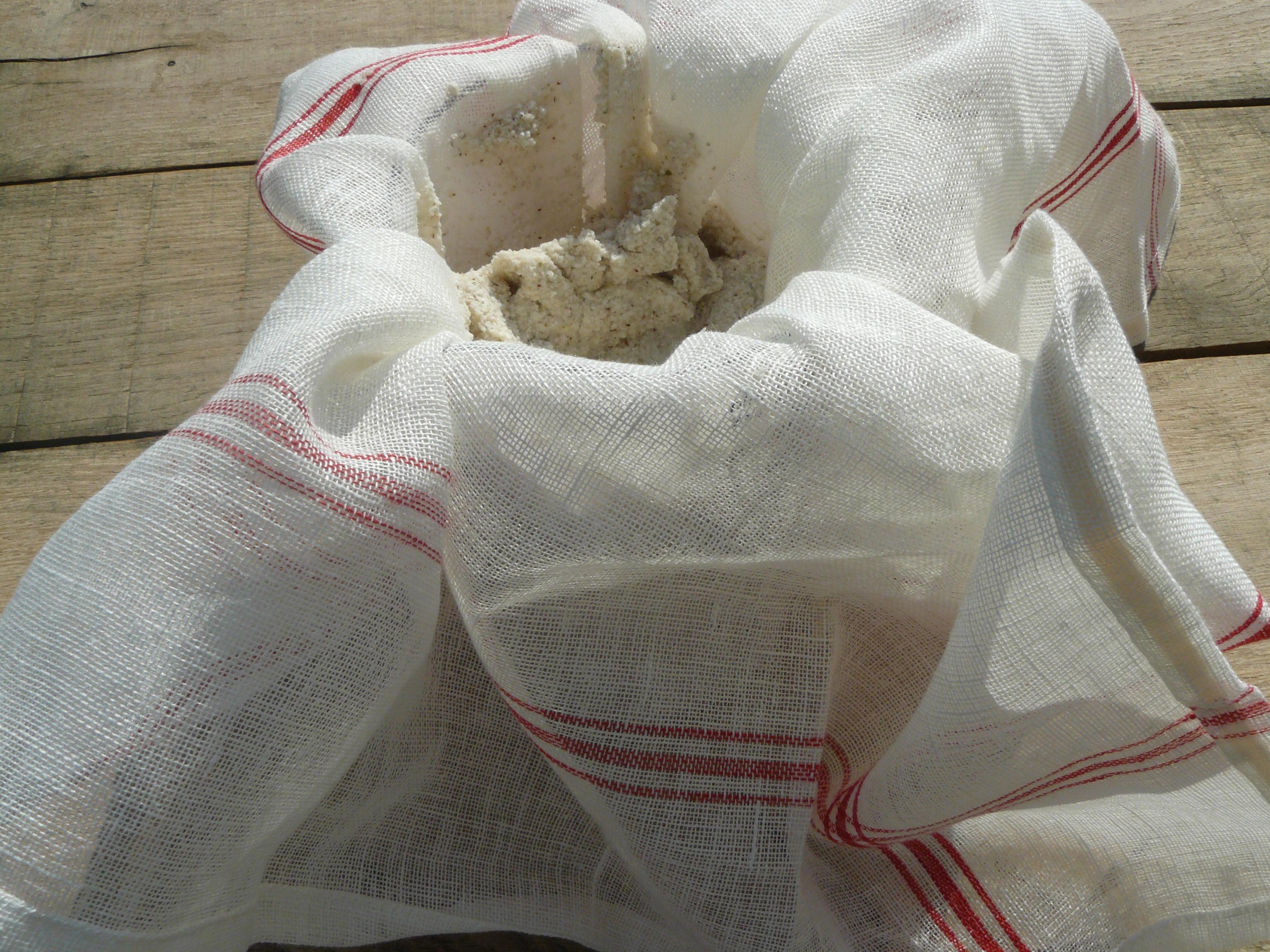 Notenmelk heerlijk en zelf gemaakt saskia van ommen - Hang een doek ...